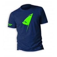 T-SHIRT ALIEN BLU - MG04424
