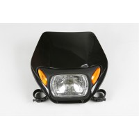 """Oregon"" headlight 12V 35/W with turn signals - PF01695"