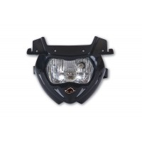 """Replacement plastic for Panther headlight """"lower part"""" - PF01711"""