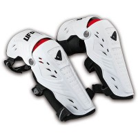 SYNCRON Jointed Knee-shin guards with polyethilene shells - GI02348