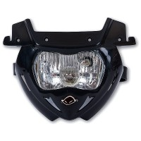"Replacement plastic for Panther headlight ""lower part"" - PF01711"