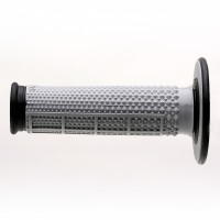 Grip tapered dual compound grey - REG154