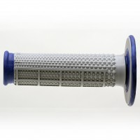 Grip tapered dual compound blue - REG162