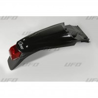 Rear fender with tail/stop light for KTM 660 SMC & 640 LC4 Supermoto - KT03015