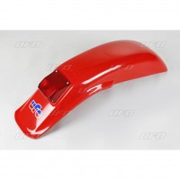 Universal rear fender enduro with light 125cc-250cc-500cc (1983-1993) - ME08027