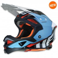 Diamond Sky blue Helmet - HE040