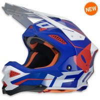 Diamond Blue Helmet - HE041