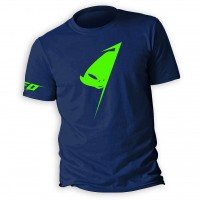 BLUE ALIEN T-SHIRT - MG04424