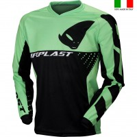DIVISION maglia motocross enduro 100% Made in Italy - MG04456