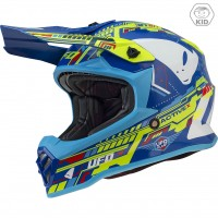 ACTIVEX motocross enduro kids helmet - HE129