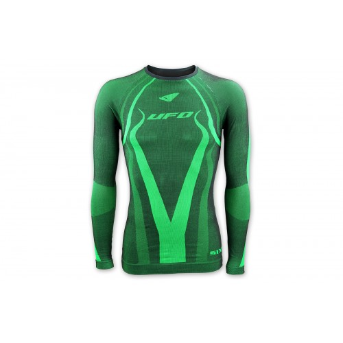 ATRAX UNDERSHIRT WITH BACK PROTECTOR - PS02385