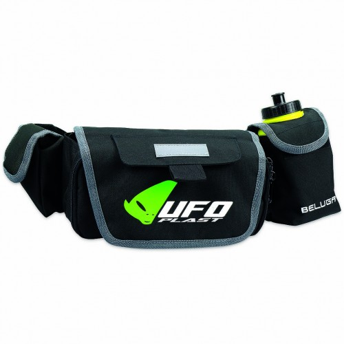 Beluga waist pack with with one bottle - MB02241