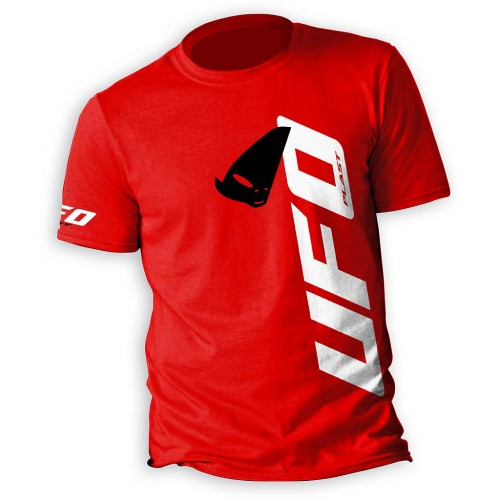 T-SHIRT ALIEN ROSSO - MG04425